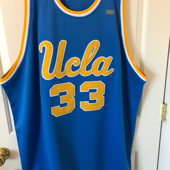best service 5f1c0 9ca78 Kareem Abdul Jabbar UCLA Jersey